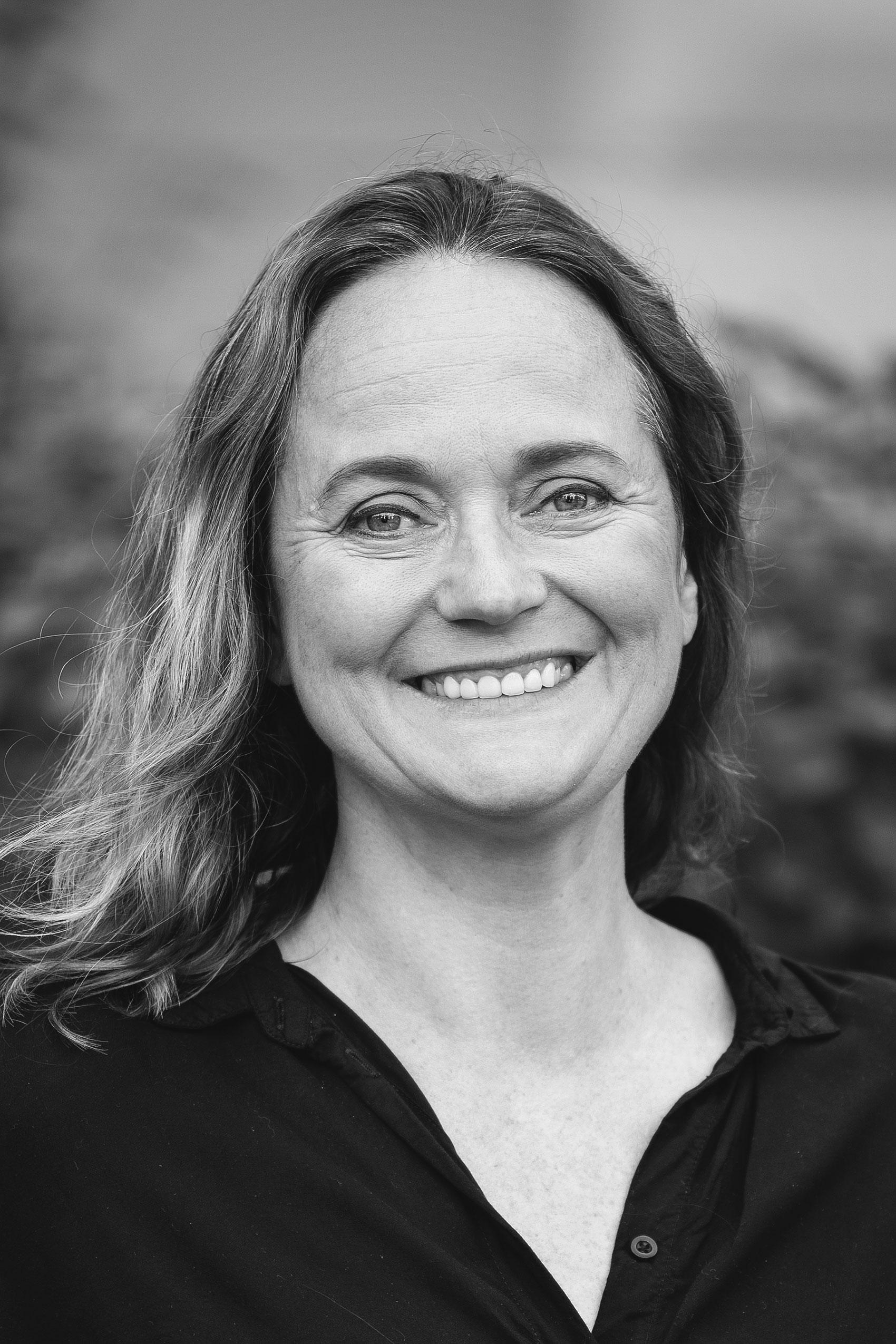 Portrett Hilde F. Skomakerstuen