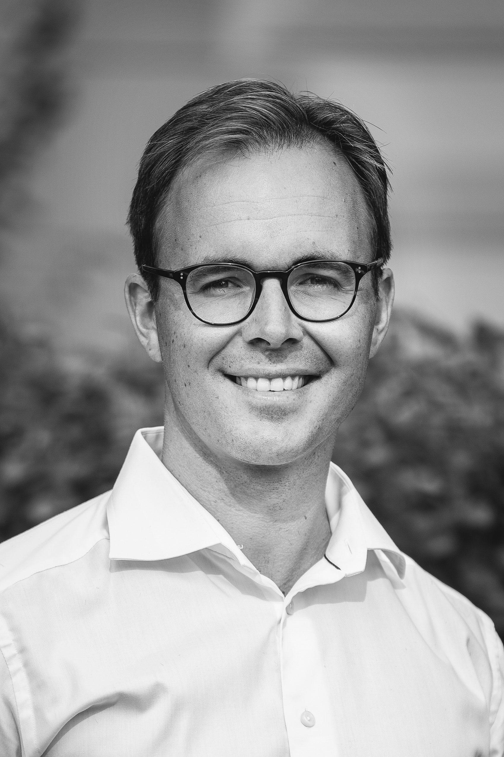 Portrett Jon Anders Matre