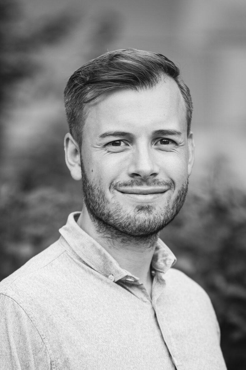 Portrett Pål Haugen